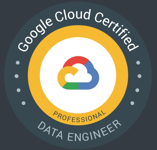 Google Cloud Data Engineer Exam